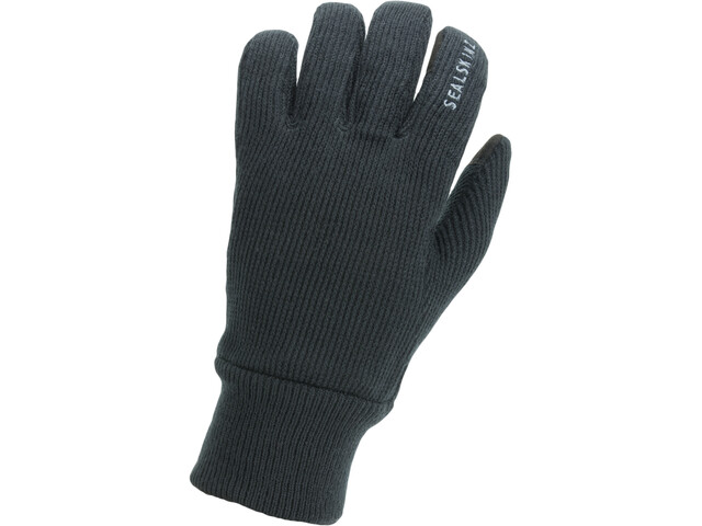 Sealskinz Windproof All Weather Guantes de punto, black